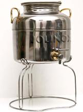 Contenitore acciaio INOX per olio e vino - Annunci Gratuiti - Vendita